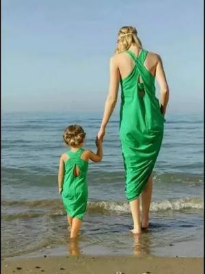couple ibu dan anak