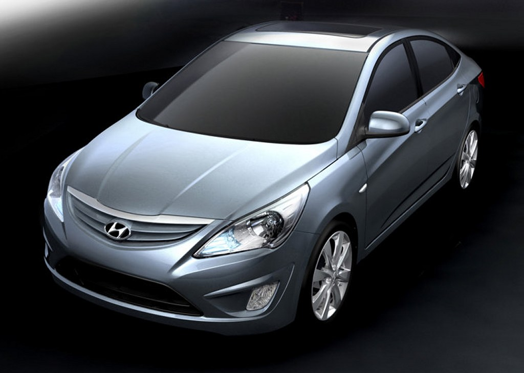 Latest Cars Models Hyundai Accent 2011
