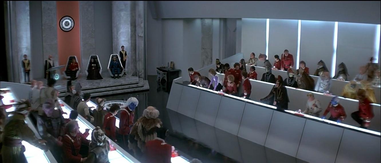 Conselho da Federação Star Trek