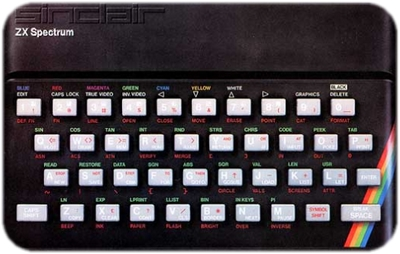 Image of 48k ZX Spectrum