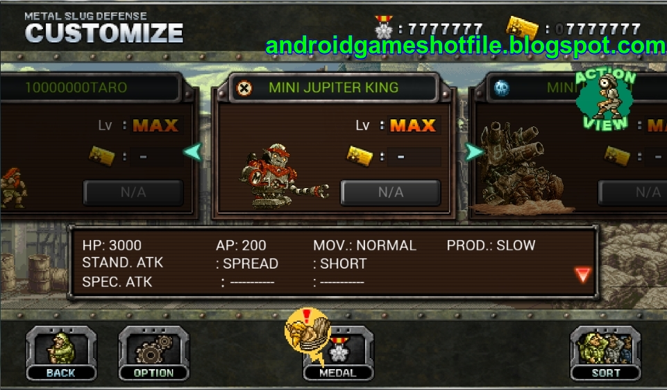 Metal Slug Defense v1.27.0 APK Mod [Unlimited Medals / BP] ~ Hack Tools and Cheat|Hacking Tools ...