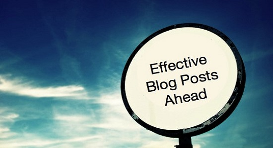 Write your Blog Post Right