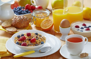 Foods we must be eaten in the morning to give us energy