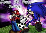 juegos de futbol mario vs sonic