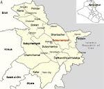 Sulaymaniya Map
