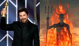 Legatura de sânge a actorilor cu Satana I-a mulțumit Diavolului pentru tot, chiar pe scenă...