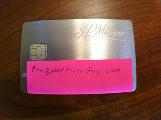 J.P. Morgan Palladium Card