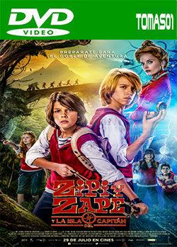Zipi y Zape y la isla del capitán (2016) DVDRip