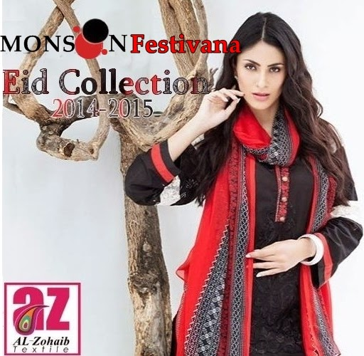 Monsoon Festivana Eid Collection 2014