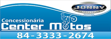 Concessionária Center Motos (84) 3333-2674