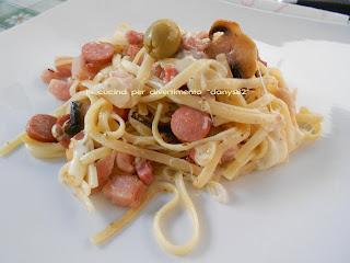 fideuà (paella di spaghetti)