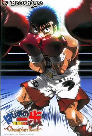 Hajime no Ippo: Champion Road [DVD-Rip] [Japones Subtitulado] [MEGA]
