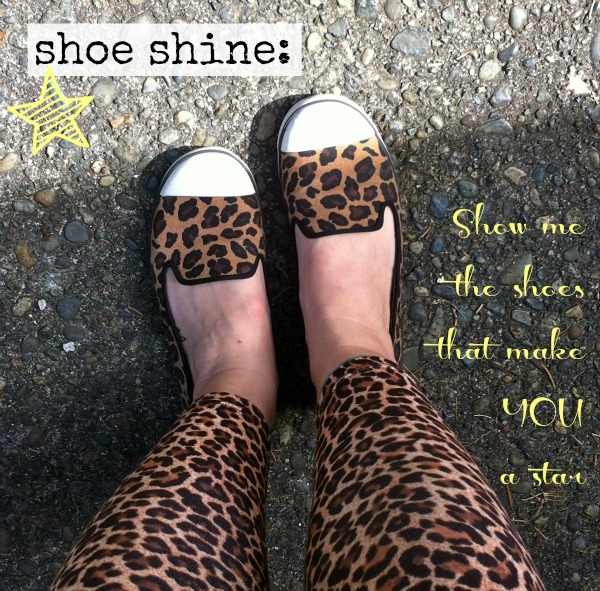 Shoe Shine: You Be the Star