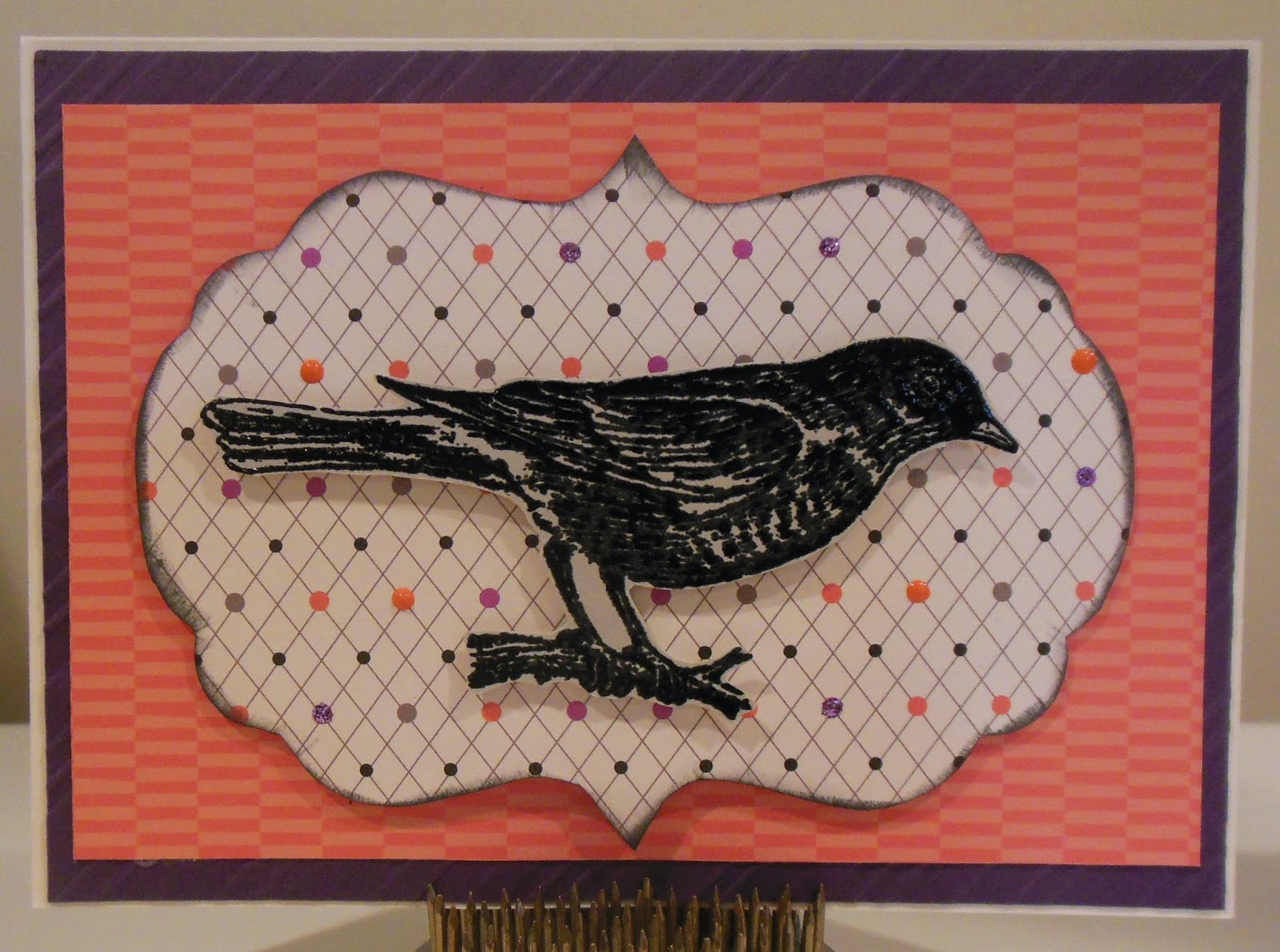 http://lynnseverydayideas.blogspot.com/2014/09/close-to-my-heart-raven-card.html