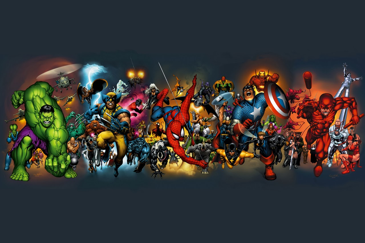Simple Wallpaper Marvel Simple - Marvel+characters  Pictures_569312.jpg