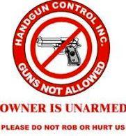 Gun control?