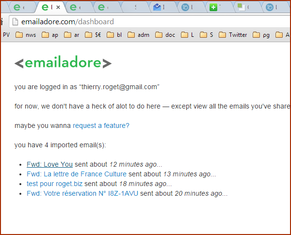 emailadore