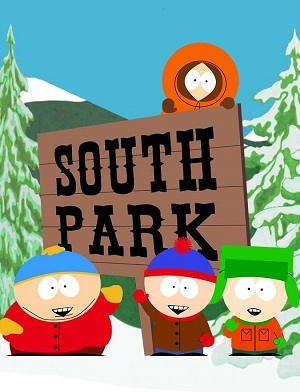 South Park - 22ª Temporada Desenhos Torrent Download capa