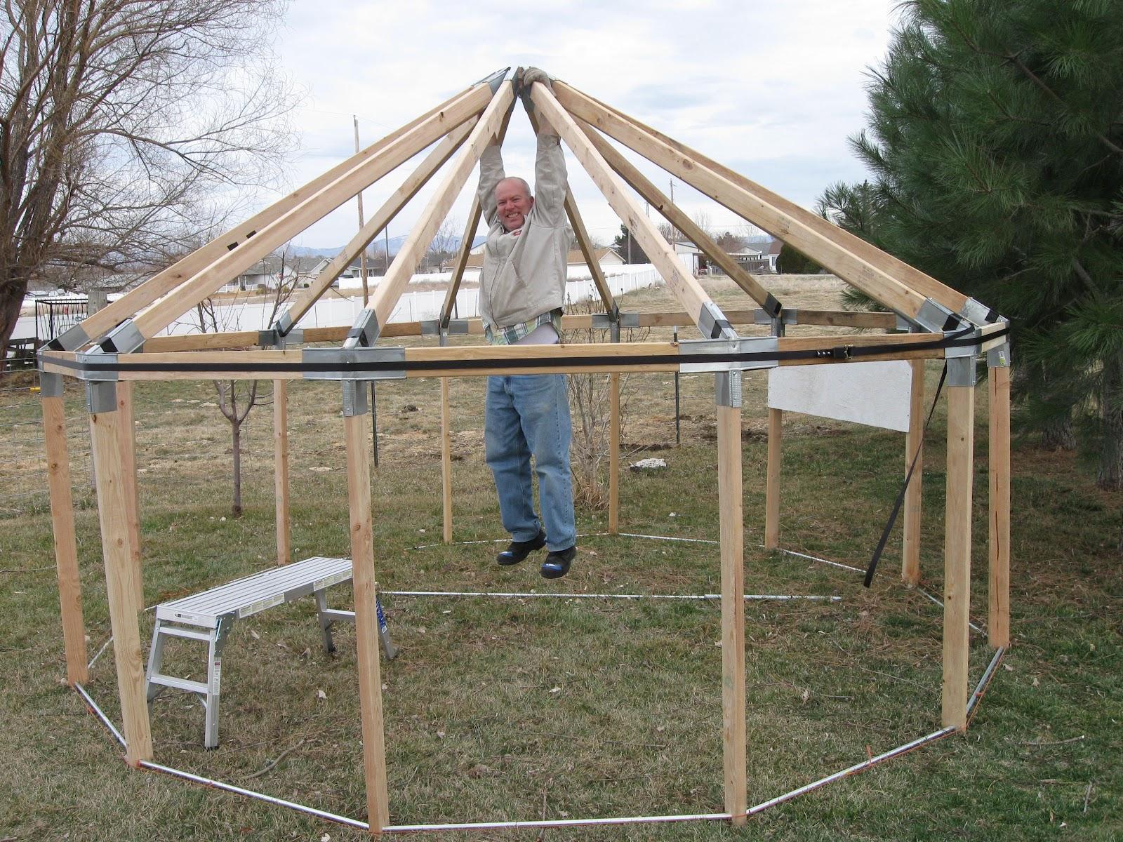 Yurt Builder