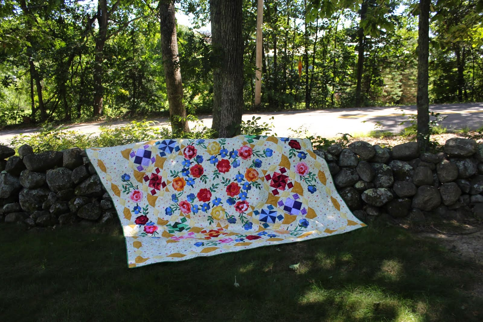 Quilting your dreams