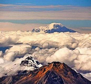 Lugares turísticos de Ecuador en fotos