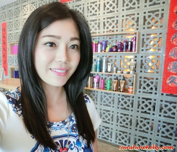 Hair Review, Collagen Hair Treatment, Frank Salon, Nexus Bangsar South, Hair Treatment