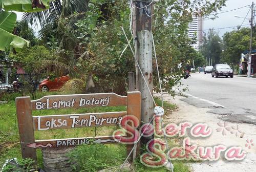 Laksa Tempurung Teluk Kumbar, Pulau Pinang