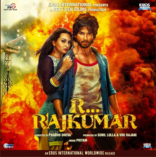 R… Rajkumar (2013) Mp3 Songs