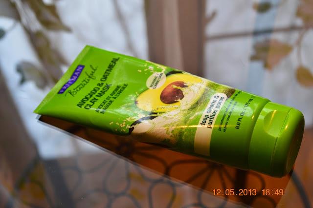 Freeman. Avocado & Oatmeal Clay Mask