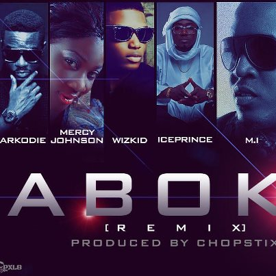 aboki remix song ice prince mercy johnson