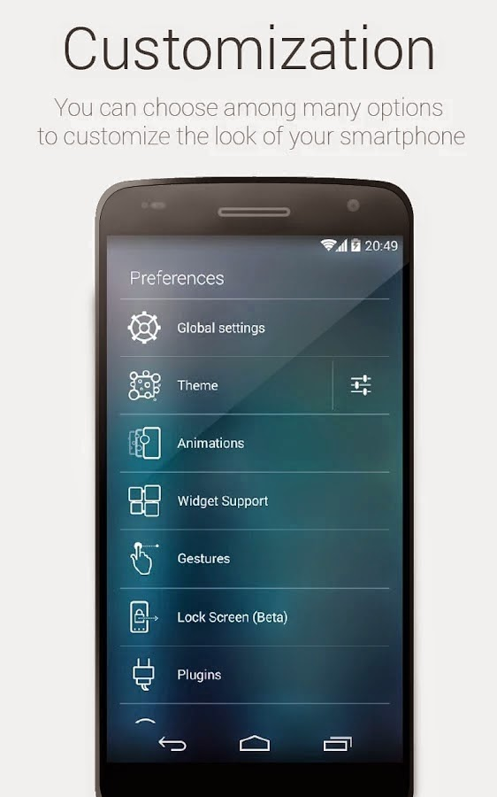 Smart Launcher Pro 2 v2.11-beta0