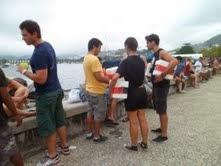 Isoporzinho da agência 11:21 faz sucesso entre os cariocas