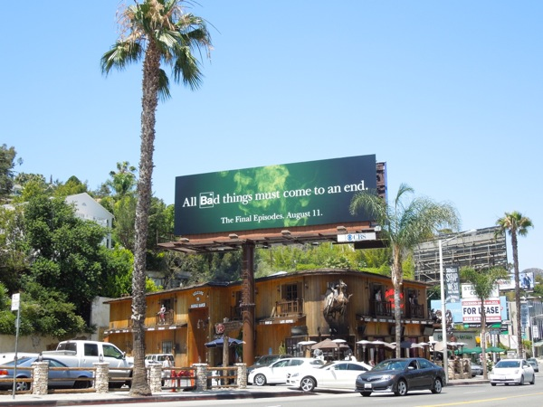 Breaking Bad final eps billboard
