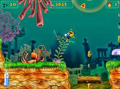Game Shark Attack Petualangan Bawah Laut