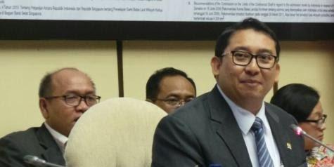 Tantangan Fadli Zon Kepada Presiden Joko Widodo