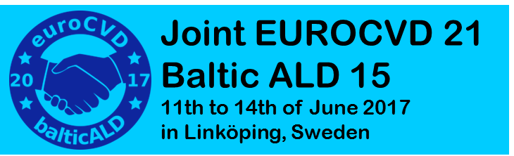 Joint Euro CVD - Baltic ALD 2017