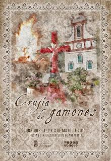 UBRIQUE  Crujía de Gamones 2015