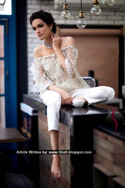 Misha Lakhani named Modern Mughal these Luxury Pret Dresses