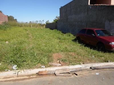 terreno em iperó à venda bairro capoavinha