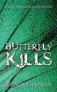 Butterfly Kills - 2nd in the Stonechild and Rouleau Mysteries Releasing January 31, 2015