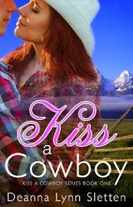 Kiss a Cowboy / Giveaway