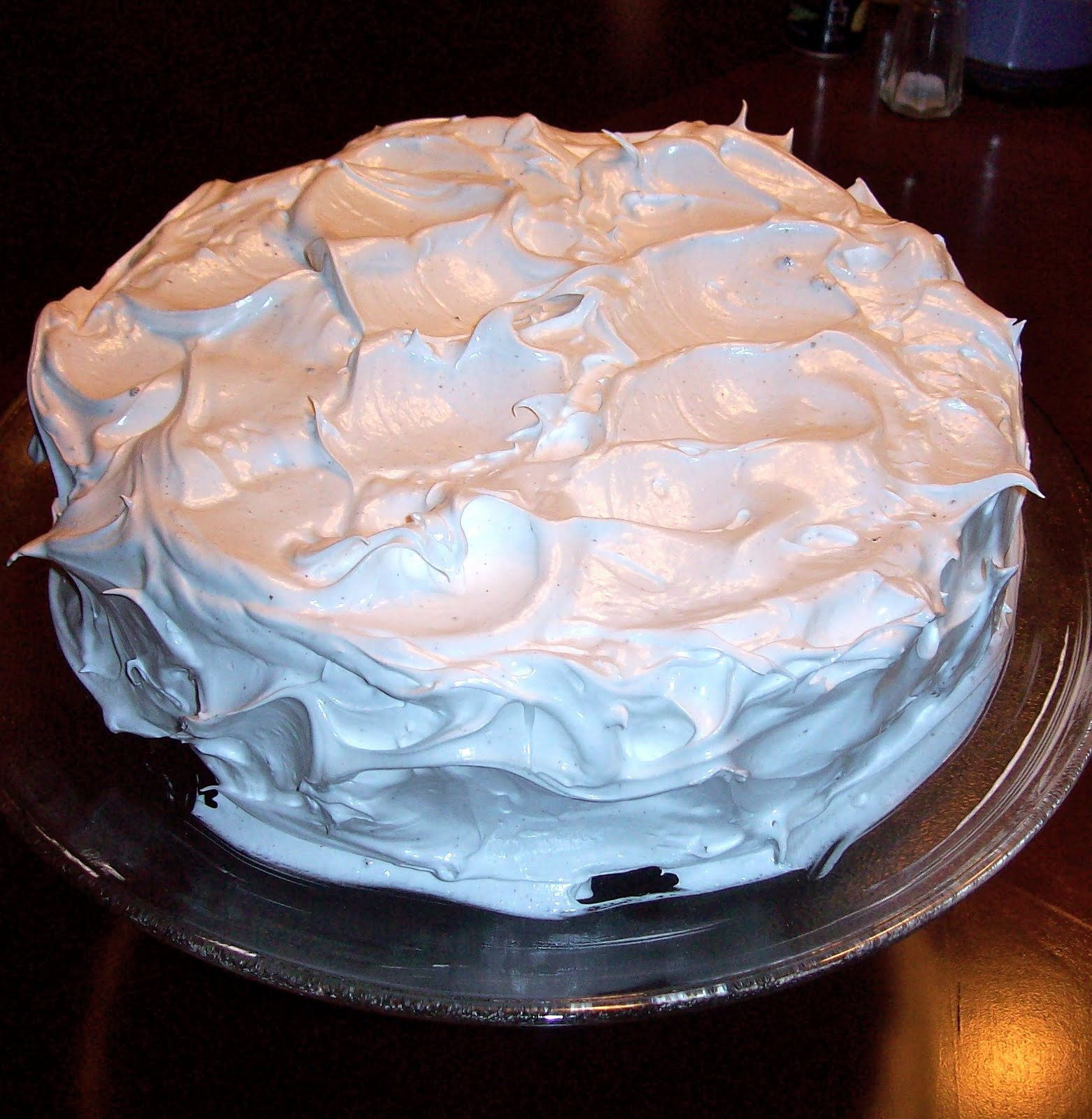Devil s Food Cake With Black Pepper Boiled Icing Recipe ...