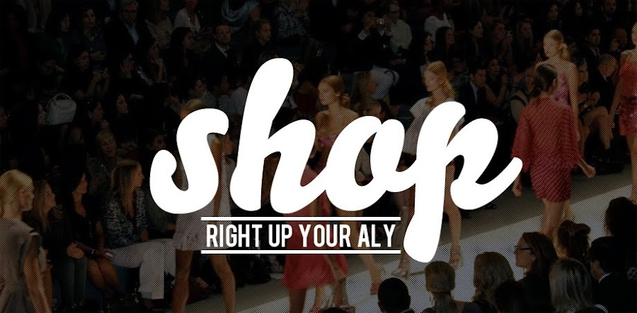 SHOP RightUpYourAly