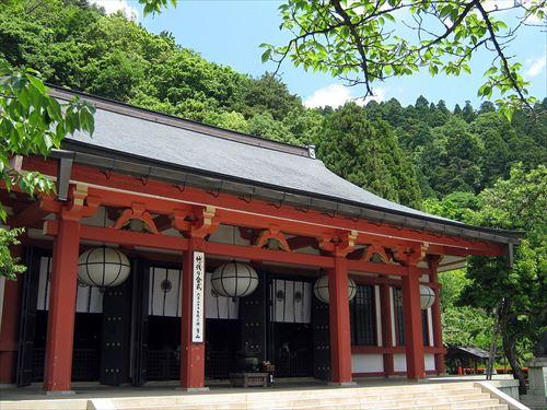 京都市北区|鞍馬寺(くらまでら)