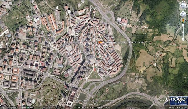 FRANCISCO DÍAZ DE CERIO GÓMEZ ETA, Bilbao, Bizkaia, Vizcaya, España, 31/01/91