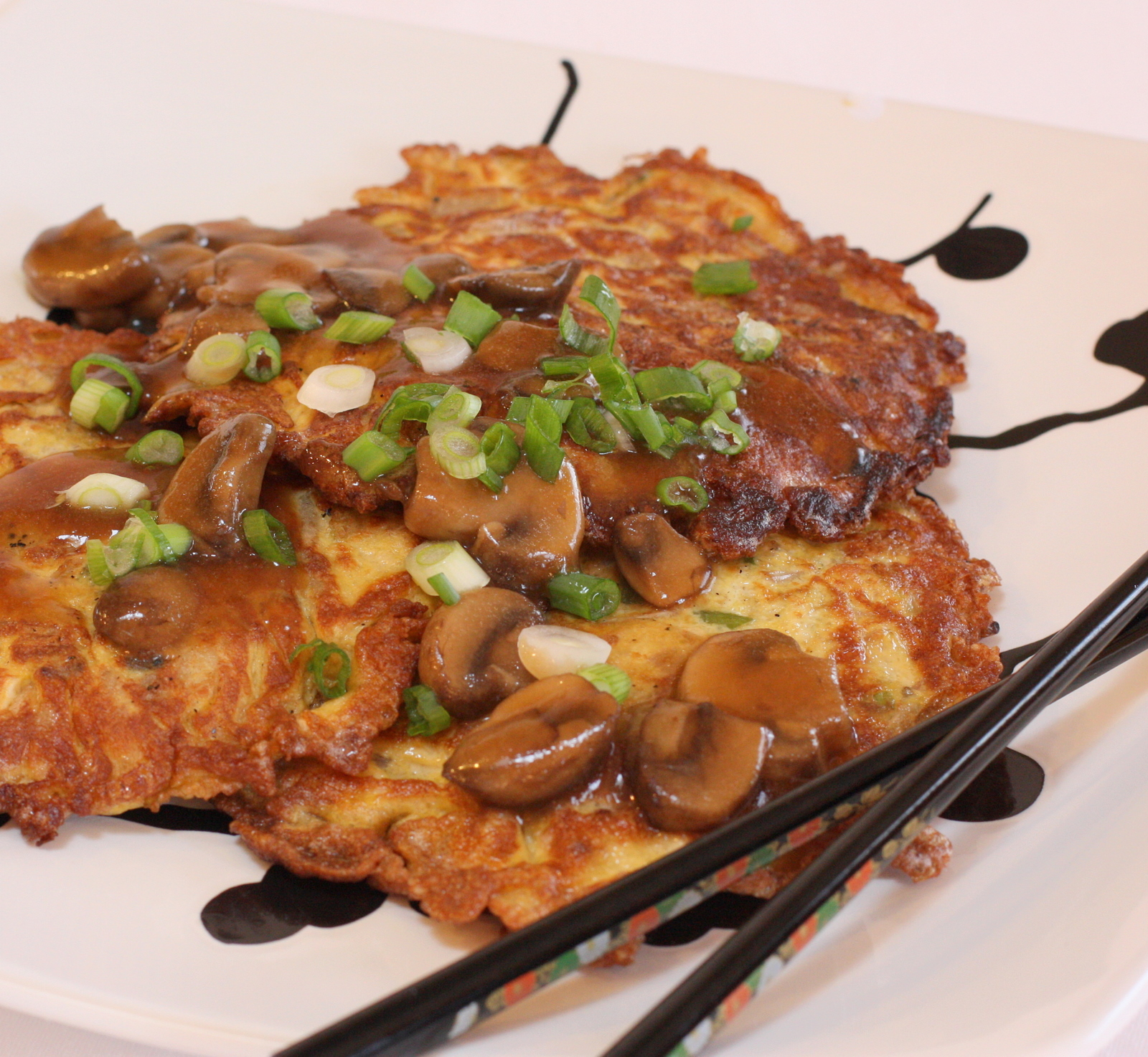 Egg Foo Yong | Wives with Knives