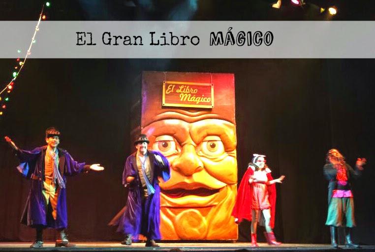 El Gran Libro Mágico