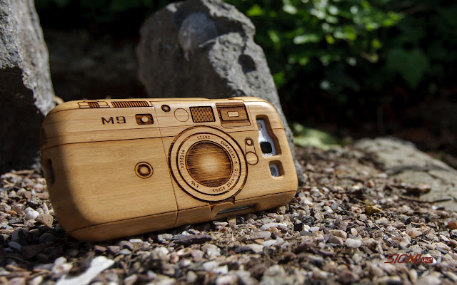 Bamboo Galaxy S3 Case