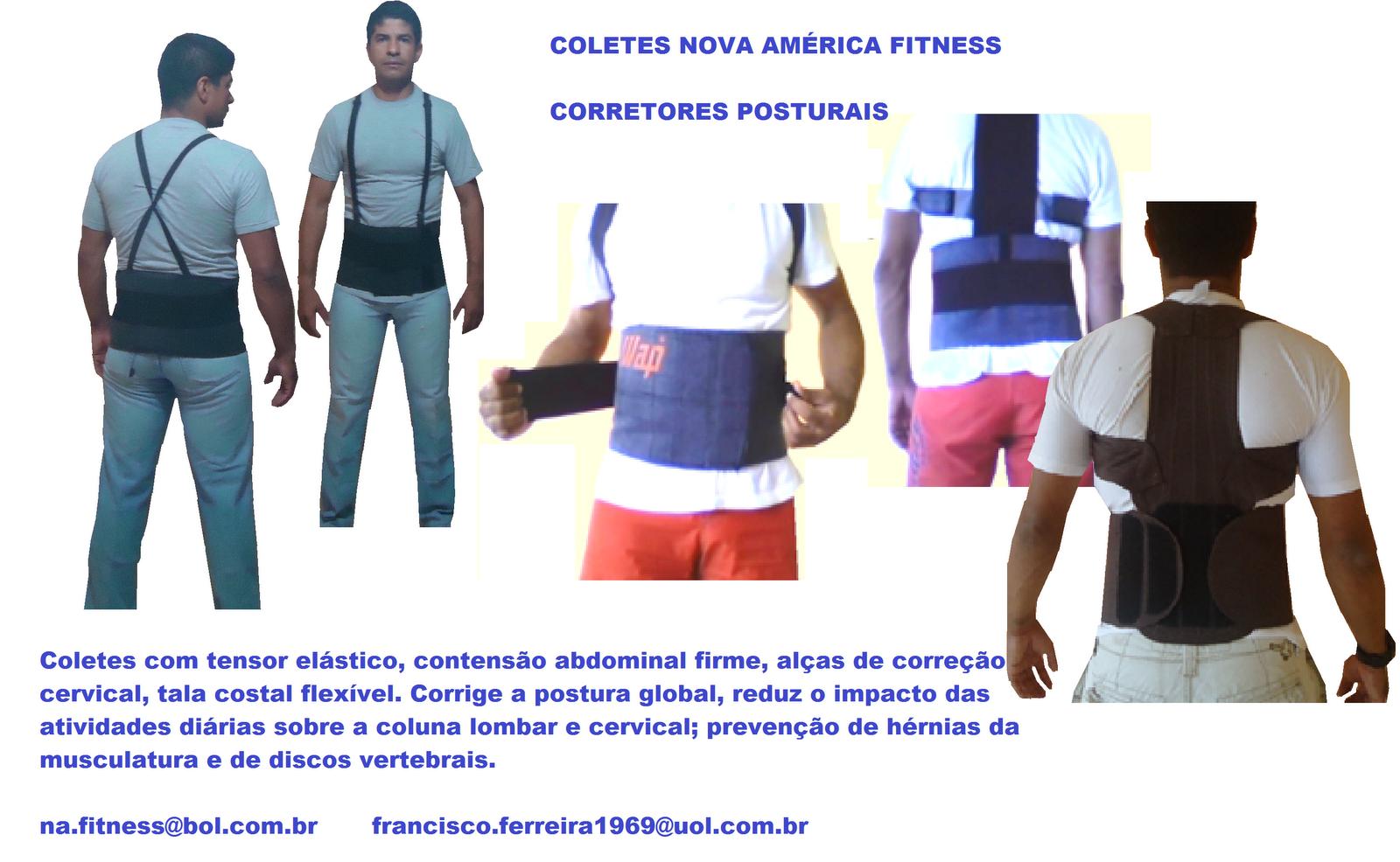 NA. FITNESS COLETES POSTURAIS