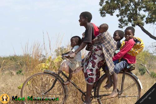 Bicicleta da Familia